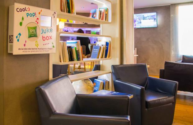 фотографии отеля Ibis Styles Paris Tolbiac Bibliotheque изображение №19