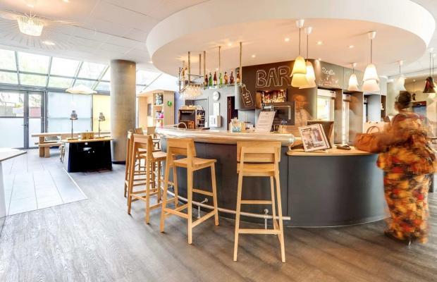 фотографии отеля Novotel Suites Paris Nord 18eme изображение №11