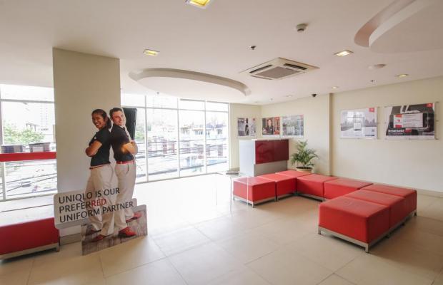 фотографии отеля Red Planet Cebu (ех. Tune Hotel) изображение №7
