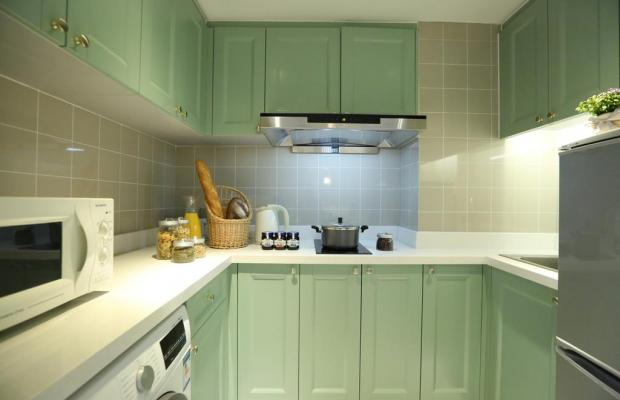 фотографии Green Court Serviced Apartment (ех. Citadines Jinqiao Shanghai) изображение №4