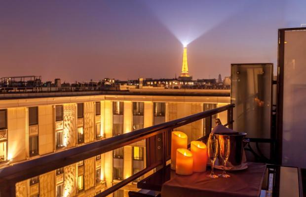 фотографии отеля L'Hotel du Collectionneur Arc de Triomphe изображение №19