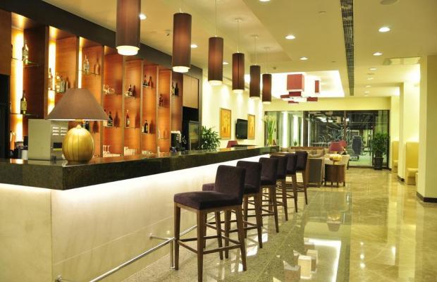 фото отеля Oakwood Residence Shanghai изображение №9