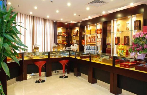 фотографии отеля Oriental Bund Hotel Shanghai изображение №15