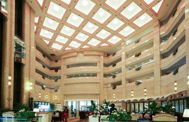 фотографии отеля Oriental Riverside Hotel Shanghai изображение №47