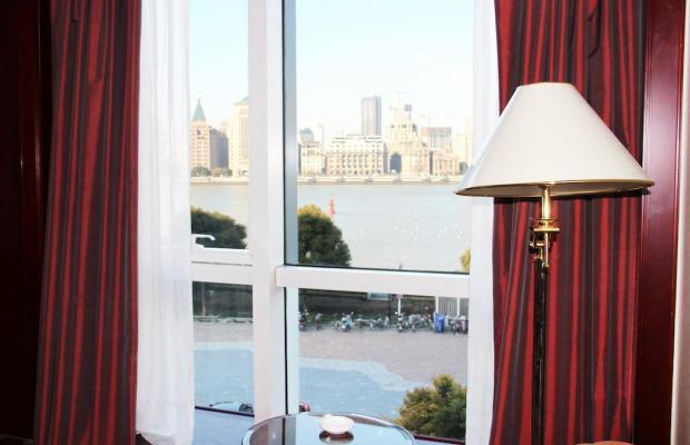 фотографии отеля Oriental Riverside Hotel Shanghai изображение №15