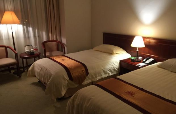 фотографии Shanghai Airlines Travel Hotel Pudong Airport изображение №4