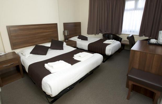фото отеля King Solomon Hotel изображение №5