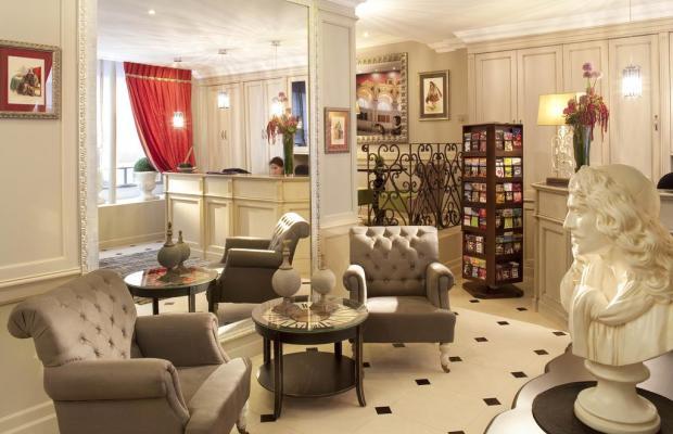 фотографии Hotel Des Comedies (ex. Chamonix) изображение №20