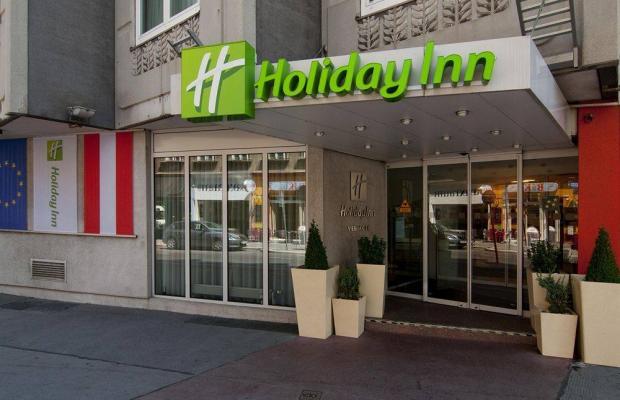 фото отеля Holiday Inn Vienna City изображение №1