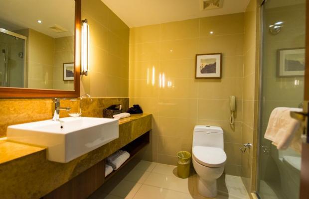 фотографии отеля Yitel Shanghai Zhangjiang (ex. Home Inn Zhang Jiang He Mei) изображение №19