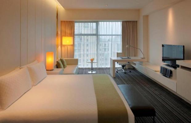 фотографии отеля Grand Mercure Shanghai Century Park (ex. Radisson Hotel Pudong Century Park) изображение №15