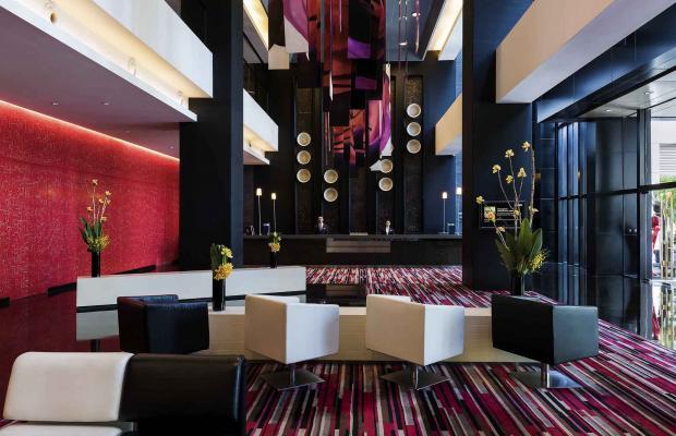 фотографии отеля Grand Mercure Shanghai Century Park (ex. Radisson Hotel Pudong Century Park) изображение №11