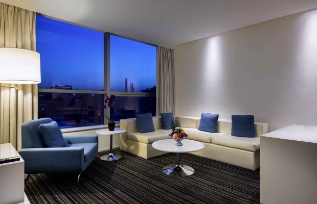 фото отеля Grand Mercure Shanghai Century Park (ex. Radisson Hotel Pudong Century Park) изображение №9
