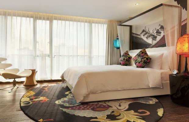 фотографии отеля Indigo Shanghai On The Bund изображение №3