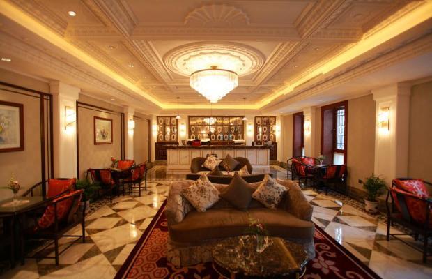 фото Donghu Garden Hotel изображение №14