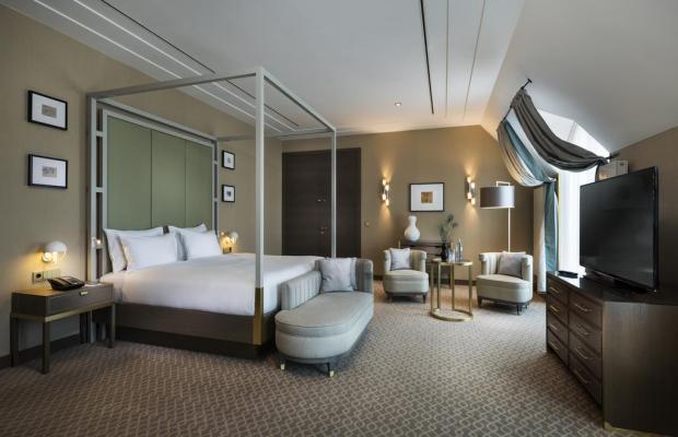 фотографии отеля Hilton Vienna Plaza изображение №31