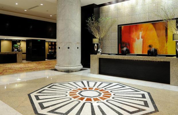 фотографии отеля InterContinental Shanghai Pudong изображение №23