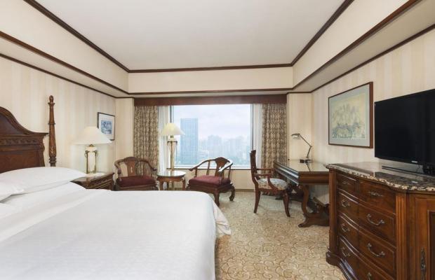 фотографии Hongqiao Jin Jiang Hotel (ex. Sheraton Grand Tai Ping Yang) изображение №8