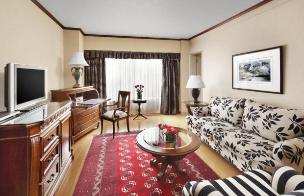 фото Hongqiao Jin Jiang Hotel (ex. Sheraton Grand Tai Ping Yang) изображение №2