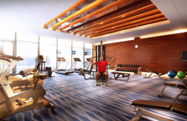 фотографии Radisson Blu Shanghai Hong Quan изображение №24