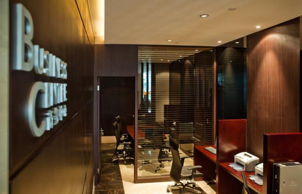 фотографии отеля Radisson Blu Shanghai Hong Quan изображение №19