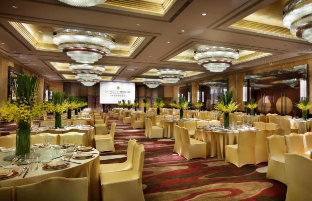 фотографии InterContinental Shanghai Puxi изображение №12