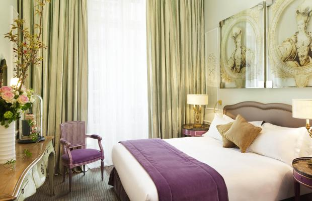 фотографии отеля La Maison Favart изображение №11