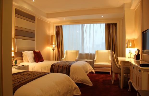 фото Sports Hotel Shanghai изображение №14