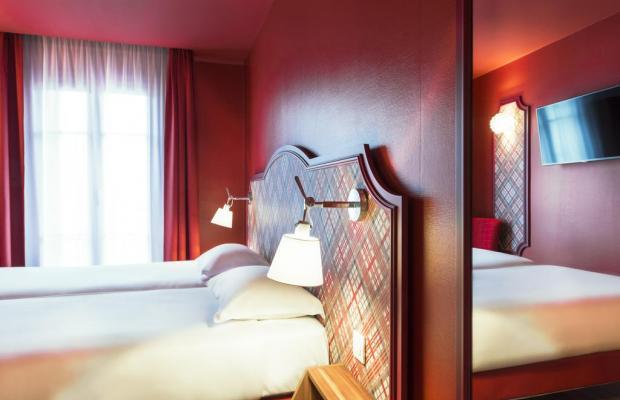 фотографии отеля Hotel Boris V. by Happyculture (ex. My Hotel In France Levallois) изображение №15