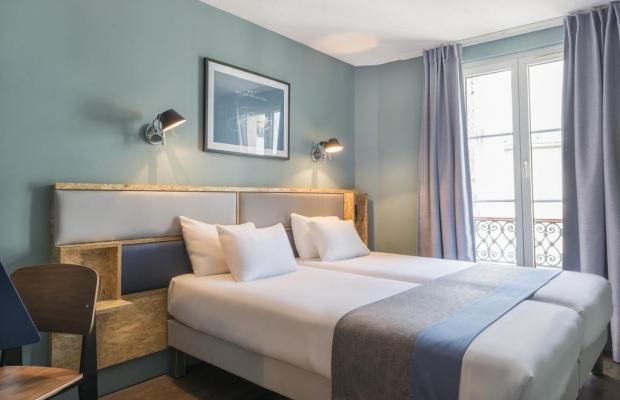 фотографии отеля Hotel Basss by Happyculture (ex. My Hotel In France Montmartre) изображение №7