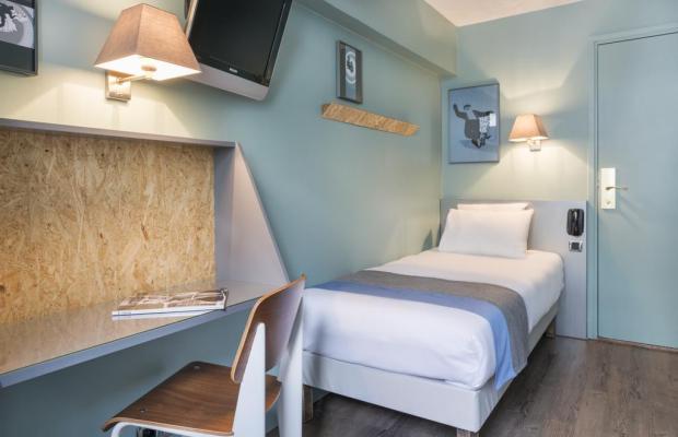 фотографии отеля Hotel Basss by Happyculture (ex. My Hotel In France Montmartre) изображение №3