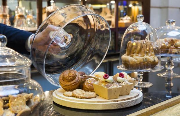 фото отеля Marriott Hotel Champs-Elysees изображение №37