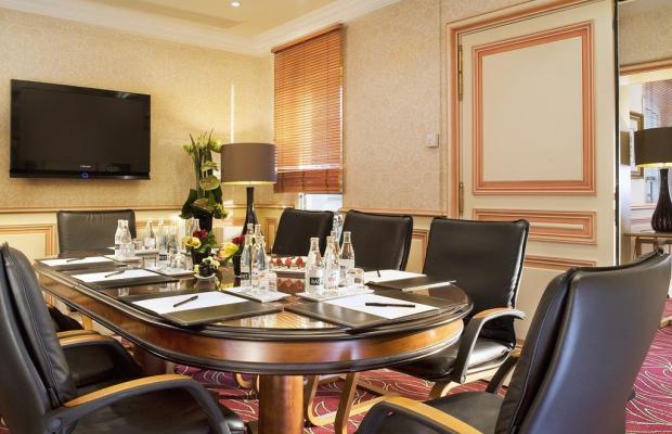 фото Marriott Hotel Champs-Elysees изображение №34