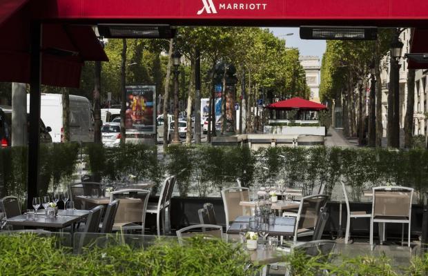 фотографии отеля Marriott Hotel Champs-Elysees изображение №11