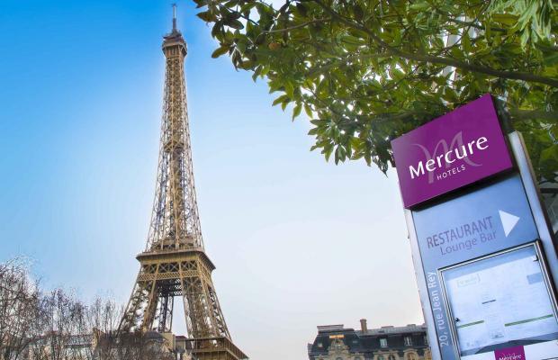 фотографии Mercure Paris Centre Tour Eiffel изображение №36