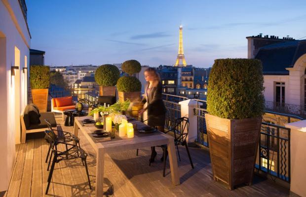 фото Hotel Marignan Champs-Elysees изображение №14
