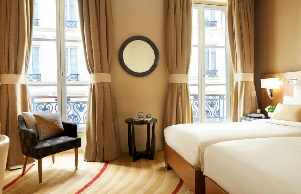 фотографии отеля Marriott Renaissance Paris Vendome (ех. Plaza Paris Vendome) изображение №23