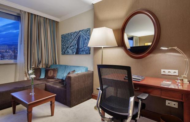 фотографии отеля Hilton Kayseri изображение №15