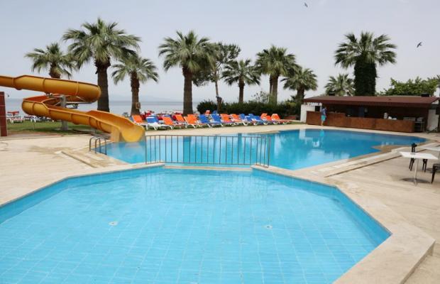 фотографии отеля Nuova Beach Hotel (ex. Bella Pino; Macellan Hotel Kusadasi) изображение №7