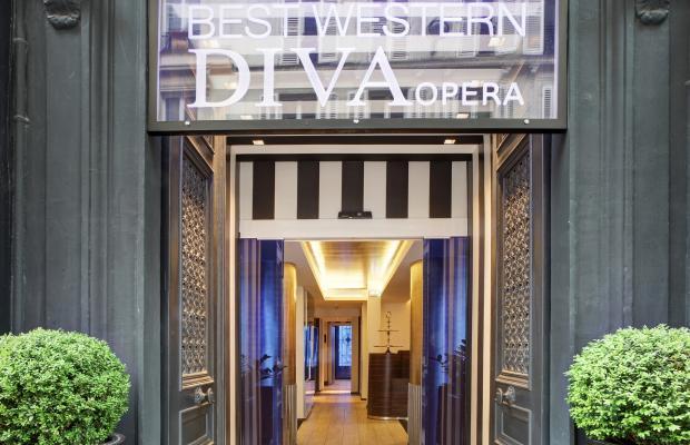 фотографии отеля Diva Opera (ex. Best Western Diva Opera; Gotty Opera) изображение №31