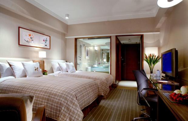 фотографии отеля Four Points by Sheraton Shanghai, Pudong изображение №11