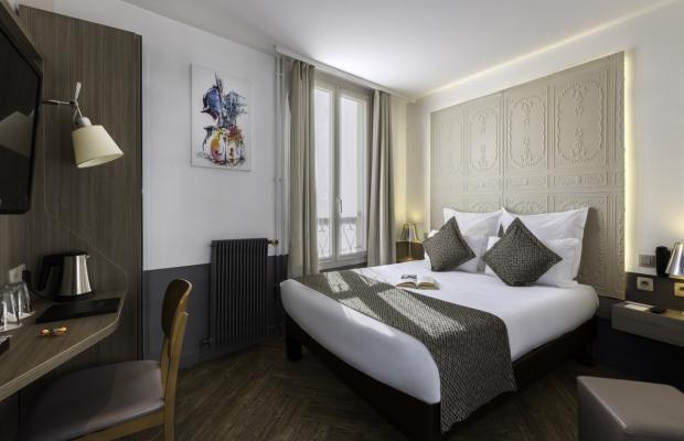 фотографии отеля Contact Hotel Alize Montmartre (ex. Best Western Montmartre Alize; Place de Clichy) изображение №7