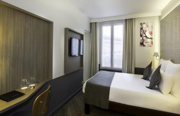 фото Contact Hotel Alize Montmartre (ex. Best Western Montmartre Alize; Place de Clichy) изображение №6