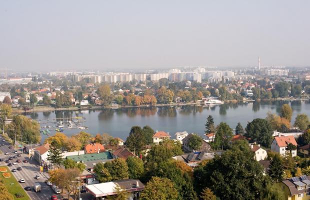 фотографии NH Danube City (ex. Crowne Plaza Vienna) изображение №28