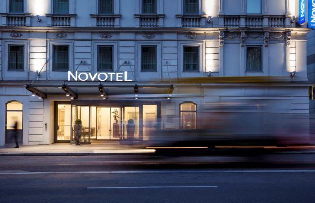 фото отеля Novotel Wien City изображение №33