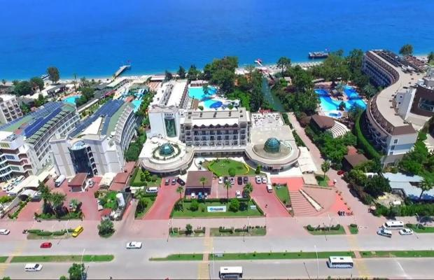 фотографии отеля Palmet Resort Kemer (ех. Sentido Palmet Beach Resort; Palmet Resort) изображение №15