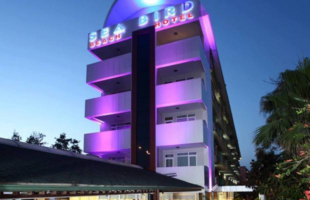 фотографии отеля Sea Bird Beach Hotel изображение №11
