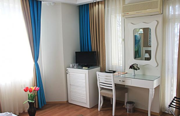 фотографии отеля Nasa Flora Hotel изображение №27