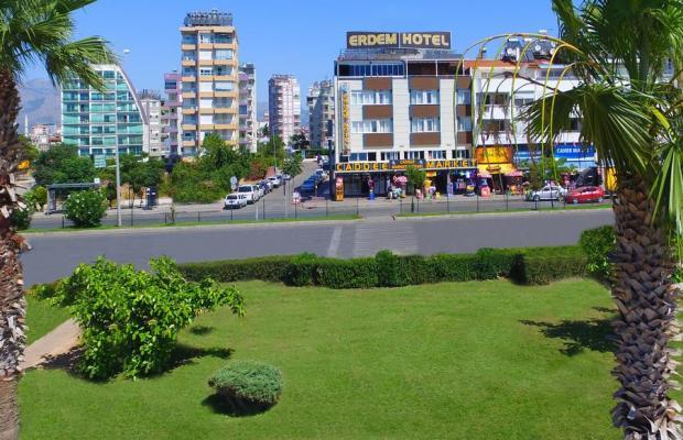 фото отеля Erdem Hotel изображение №13