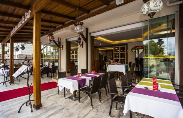 фотографии отеля Oba Time Hotel изображение №19